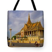 Royal Palace Tote Bag