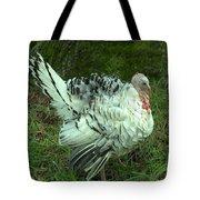 Royal Palm Turkey Tote Bag