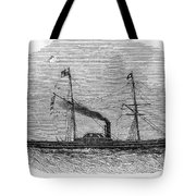 Royal Yacht, 1843 Tote Bag