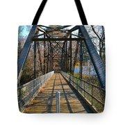 Rube Nelson Bridge 1 Tote Bag