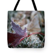 Ruby Frost Tote Bag