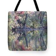 Ruby Of Fall Tote Bag