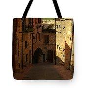 Rue De La Italia Tote Bag