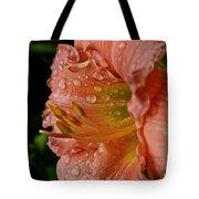 Ruffles And Rain Tote Bag