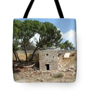 Ruined Castle Tote Bag