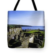 Ruins Of A Fort, Charles Fort, County Tote Bag