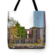 Run Down Ivy Tote Bag