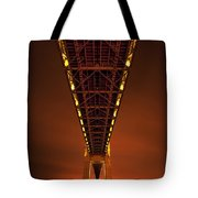 Run Through The Night Tote Bag