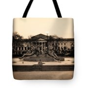 Running Dry Tote Bag