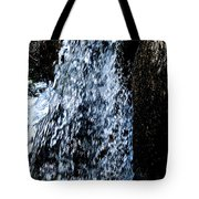 Running Water Tote Bag