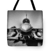 Runway Speed Tote Bag