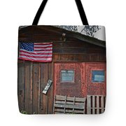 Rural Americana Tote Bag