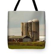 Rural Country Farm Tote Bag
