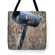 Rural Mailbox Tote Bag