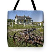 Rural Ontario Sketch Tote Bag