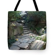 Rural Steps Tote Bag