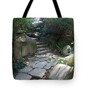 Rural Steps Tote Bag by Rob Hans