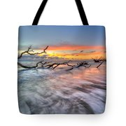 Rush Tote Bag by Debra and Dave Vanderlaan