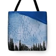 Rushing Back For Seconds Tote Bag