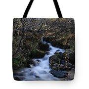 Rushing Creek Tote Bag
