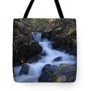 Rushing Tote Bag