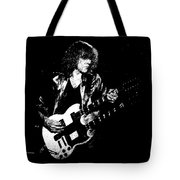 Rushing In Spokane 1978 Sketch Tote Bag