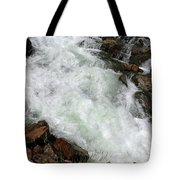 Rushing Waters Glen Alpine Creek Tote Bag