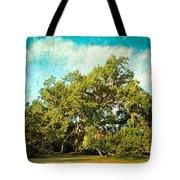 Ruskin Oak Tote Bag