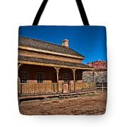 Russell Home Tote Bag
