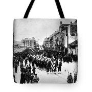 Russia: Allied Troops, C1919 Tote Bag