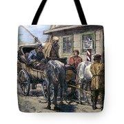 Russia: Siberia, 1882 Tote Bag