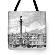 Russia: St. Petersburg, 1881 Tote Bag