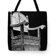 Russia: Throne Of Ivan Iv Tote Bag