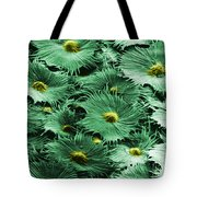 Russian Silverberry Leaf  Tote Bag