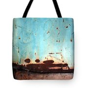 Rust And Paint 1 Tote Bag
