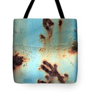 Rust And Paint 2 Tote Bag