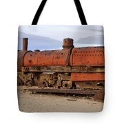 Rust Never Sleeps 4 Tote Bag