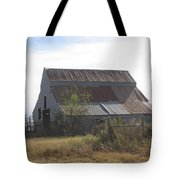Rusted Barn Tote Bag