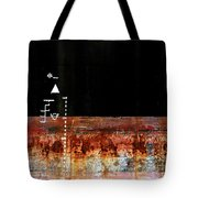 Rusted Layer Tote Bag