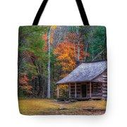 Rustic Colors Tote Bag