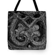 Rustic Iron Tote Bag