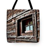 Rustic Portal Tote Bag