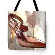 Rustic Saddle Up Tote Bag