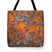 Rusting Away Tote Bag