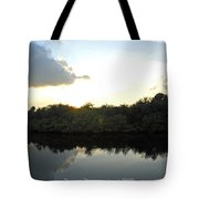 Rusty Belly Resturant View  Tote Bag