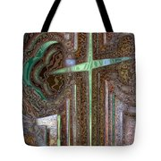 Rusty Cross Tote Bag