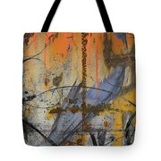 Rusty Crow  Tote Bag