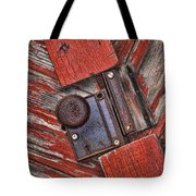 Rusty Dusty And Musty Tote Bag