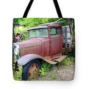 Rusty Is Retired Tote Bag