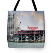Rusty Scupper Tote Bag